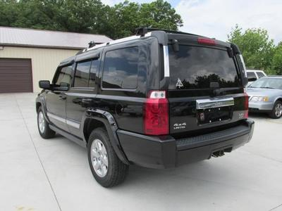 2006 Jeep Commander Limited 4x4 V8 Hemi SUV