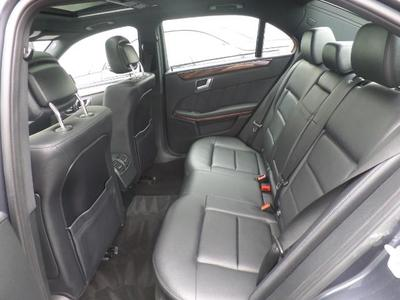 2013 Mercedes-Benz E350 Luxury 4MATIC Sedan