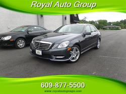 2013 Mercedes-Benz E-Class E350 Luxury 4MATIC