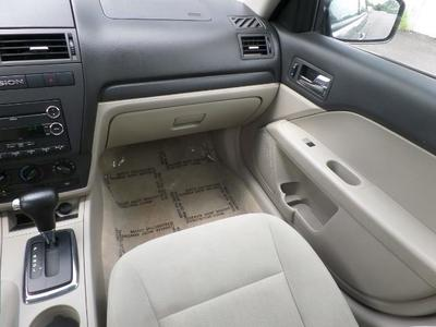 2009 Ford Fusion S , SILVER CERTIFIED Sedan
