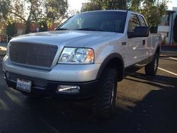 2005 Ford F-150 FX4 SuperCab