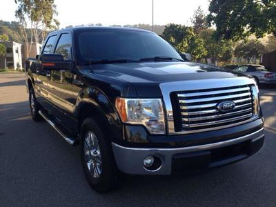 2012 Ford F-150 XLT Truck
