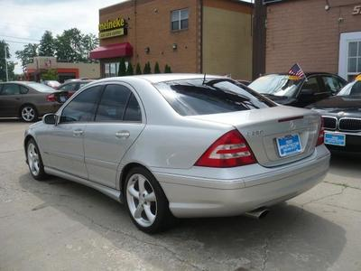 Loveland Buyers 2005 Mercedes Benz C230 Kompressor Sport In
