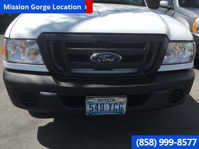 2011 Ford Ranger XL LO MILES LIKE NEW Truck