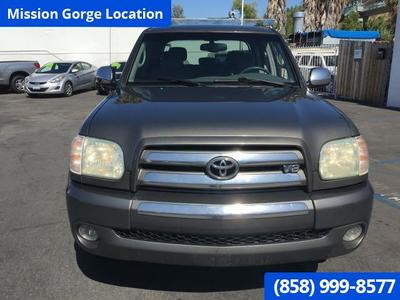 2005 Toyota Tundra SR5 4dr Double Cab TRD OFF ROAD Truck