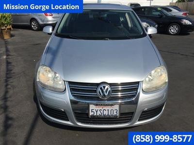 2007 Volkswagen Jetta Wolfsburg Edition PZEV, LOADED,GOR Sedan