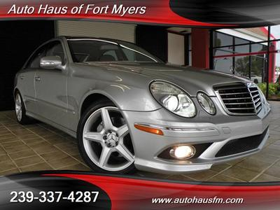 2009 Mercedes Benz E350 Sedan Ft Myers FL Sedan ...