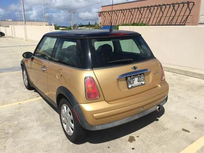 2003 MINI Cooper Hatchback