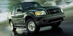 2003 Ford Explorer Sport XLS