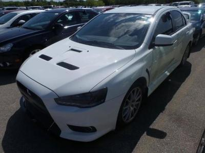 2013 Mitsubishi Lancer Evolution GSR Sedan