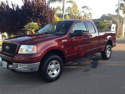 2004 Ford F-150 XLT SuperCab