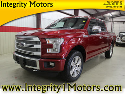 2015 Ford F-150 Platinum SuperCrew