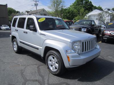 2010 Jeep Liberty Sport, Clean Carfax, One Owner!