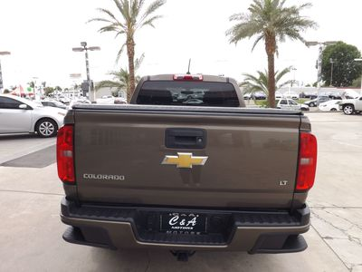 2015 Chevrolet Colorado 2WD LT