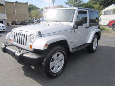 2007 Jeep Wrangler Sahara, Clean Carfax, Hard/Soft Tops!