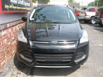 2014 Ford Escape AWD ECO BOOST ONE OWNER