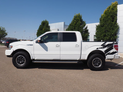 2013 Ford F-150 PK4WD SuperCrew 5-1/2 Ft Box XLT