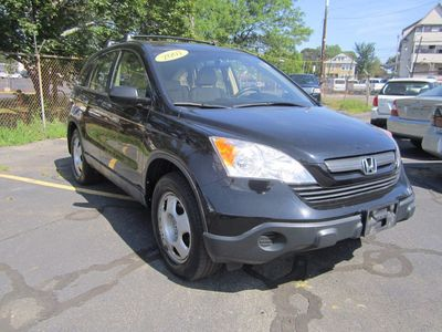 2007 Honda CR-V LX, Clean Carfax, One Owner!