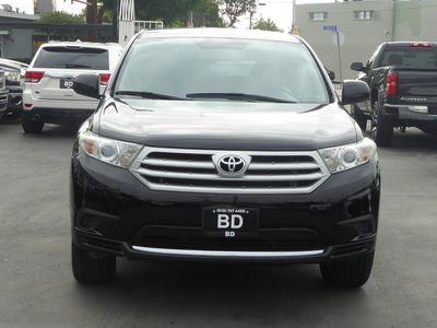 2011 Toyota Highlander Base