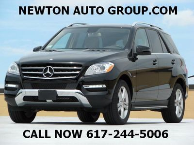 2012 Mercedes-Benz M-Class ML 350 4MATIC Newton MA Boston MA