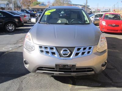 2011 Nissan Rogue SV, One Owner!