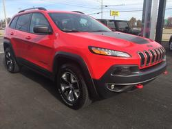 2017 Jeep Cherokee Trailhawk L Plus