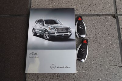 2014 Mercedes-Benz M-Class ML 350 BlueTEC