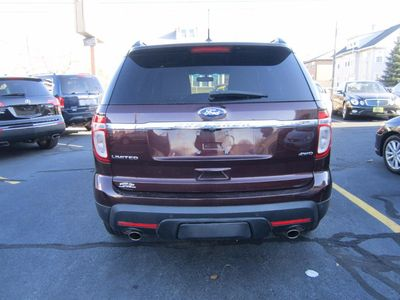 2011 Ford Explorer Limited, Clean Carfax!