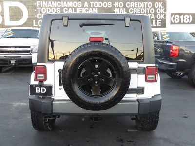 2013 Jeep Wrangler Unlimited Freedom Edition