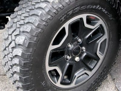 2016 Jeep Wrangler Rubicon Hard Rock 4WD, Newton MA, Boston