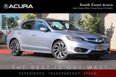 South Coast Acura >> Costa Mesa Buyers 2018 Acura Ilx In Costa Mesa Search All New