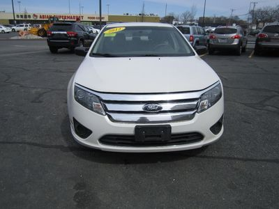2012 Ford Fusion S, CLEAN CARFAX!