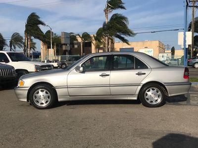 ... 2000 Mercedes Benz C230 Kompressor ...
