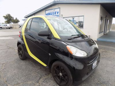 2009 Smart fortwo Pure/Passion/Brabus