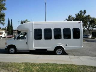 Los Angeles Buyers! 2006 Ford Econoline Commercial Cutaway