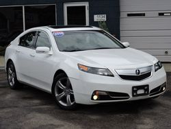 2014 Acura TL Technology