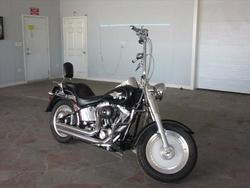 2006 Harley-Davidson Fat Boy Motorcycle
