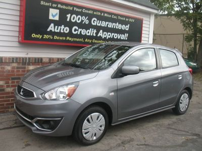 2017 Mitsubishi Mirage LOW MILES ONE OWNER