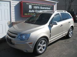 2013 Chevrolet Captiva Fleet