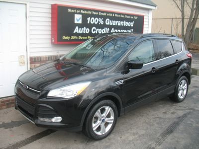 2015 Ford Escape AWD LEATHER