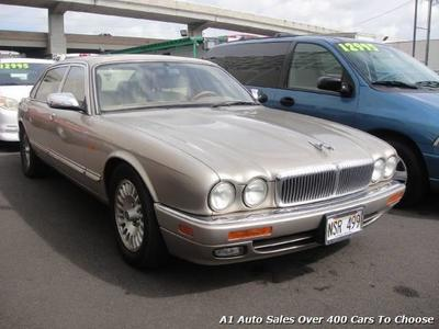 ... 1996 Jaguar XJ8 Vanden Plas Sedan ...
