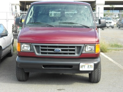 2003 Ford E-Series Wagon E-350 SD XL Full-Size