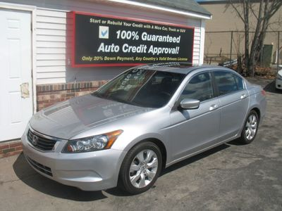 2010 Honda Accord LEATHER MOON ROOF