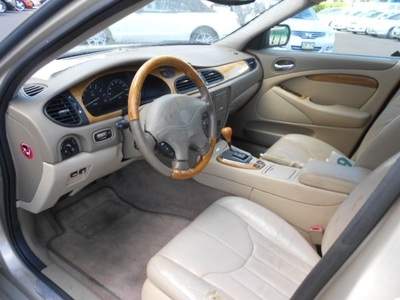 2000 Jaguar S-Type 3.0 Sedan
