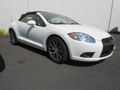 2012 Mitsubishi Eclipse Spyder GS Sport Convertible