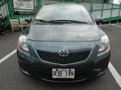 2011 Toyota Yaris Sedan