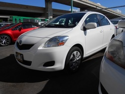 2012 Toyota Yaris Fleet
