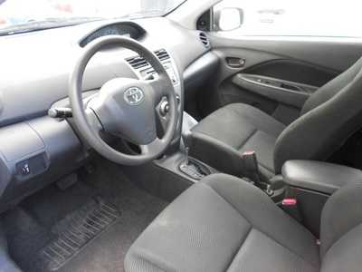 2012 Toyota Yaris Fleet Sedan