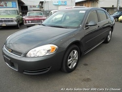 2011 Chevrolet Impala LS Fleet