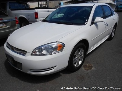 2013 Chevrolet Impala LS Fleet Sedan